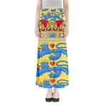 National Coat Of Arms Of Denmark Maxi Skirts