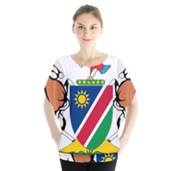 Coat Of Arms Of Namibia Blouse