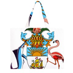 Coat of Arms of the Bahamas Large Tote Bag by abbeyz71