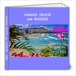 HAWAII 2016 - 8x8 Photo Book (20 pages)