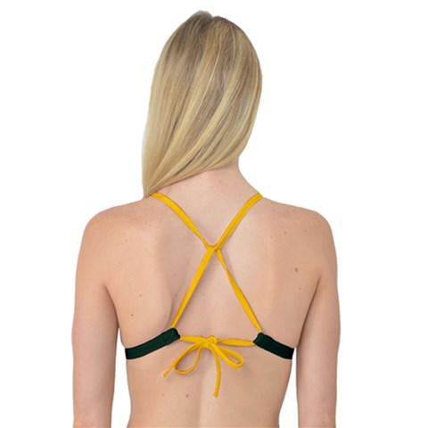 Reversible Tri Bikini Top