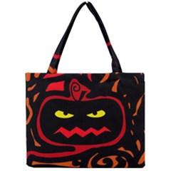 Halloween pumpkin Mini Tote Bag