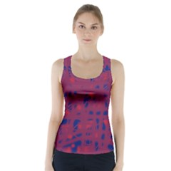 Decor Racer Back Sports Top by Valentinaart
