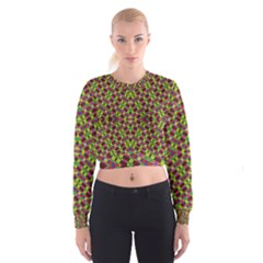 Tishrei King Four I Women s Cropped Sweatshirt by MRTACPANS