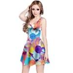 Anemones Reversible Sleeveless Dress