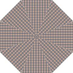 Chequered Plaid Folding Umbrellas by olgart