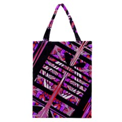 Cut Out Classic Tote Bag by MRTACPANS