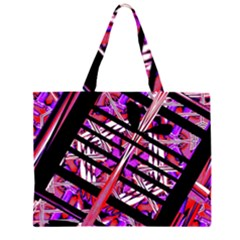 CUT OUT Large Tote Bag by MRTACPANS