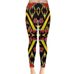 TIME SPACE Leggings  by MRTACPANS