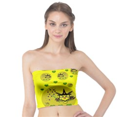 Wizard Mice In Fairy Dust Popart Tube Top by pepitasart