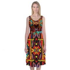 Ttttttttttttttttuku Midi Sleeveless Dress by MRTACPANS