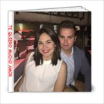 INMA Y LUIS - 6x6 Photo Book (20 pages)