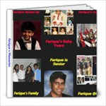 Ferique s Graduation 2008 - 8x8 Photo Book (30 pages)