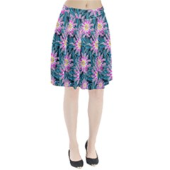 Whimsical Garden Pleated Skirt by DanaeStudio