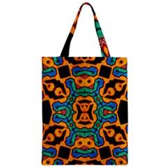 Gunja Highman Zipper Classic Tote Bag by MRTACPANS