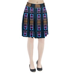 House One House Pleated Skirt by MRTACPANS