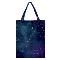 Constellations Classic Tote Bag by DanaeStudio