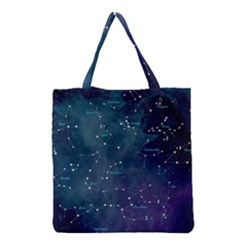 Constellations Grocery Tote Bag by DanaeStudio