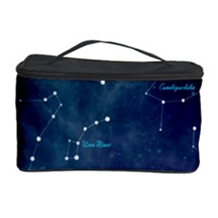 Constellations Cosmetic Storage Case by DanaeStudio