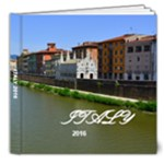 ITALY 4 - 8x8 Deluxe Photo Book (20 pages)