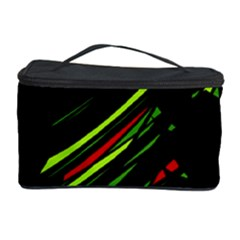 Abstract Christmas tree Cosmetic Storage Case