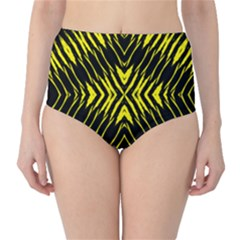Yyyyyyyyy High Waist Bikini Bottoms by MRTACPANS