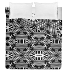 CYBER CELECT Duvet Cover Double Side (Queen Size) by MRTACPANS