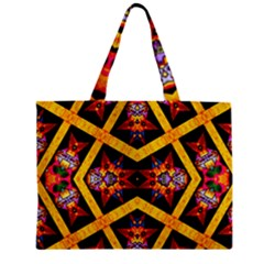 Titre Terre Zipper Mini Tote Bag by MRTACPANS
