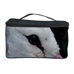 Wild Stork Bird, Close Up Cosmetic Storage Case by picsaspassion