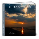 Hilton Head 2008 - 8x8 Photo Book (30 pages)