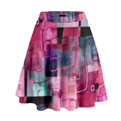My Beautiful Mess High Waist Skirt by KirstenStar