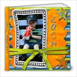 zach s book - 8x8 Photo Book (30 pages)