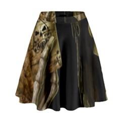 Cart A High Waist Skirt