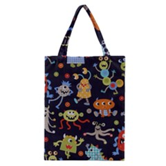 Large Pablic Cartoons Classic Tote Bag by AnjaniArt