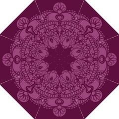 Lacy Fuchsia Hook Handle Umbrellas (medium) by olgart