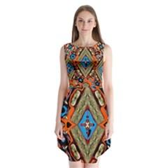 Imagesf4rf4ol (2)ukjikkkk, Sleeveless Chiffon Dress