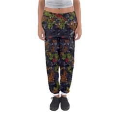 Autumn colors  Women s Jogger Sweatpants by Valentinaart