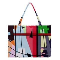 Window Medium Tote Bag