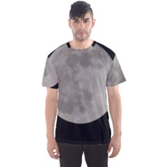 Close To The Full Moon Men s Sport Mesh Tee by picsaspassion