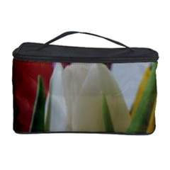 Colored By Tulips Cosmetic Storage Case by picsaspassion