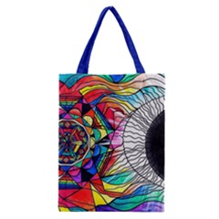 Return to Source - Classic Tote Bag by tealswan