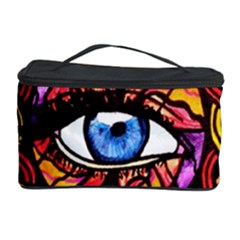Confident Self Expression   Cosmetic Storage Case by tealswan