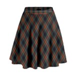 Stewart Black Skirt - High Waist Skirt