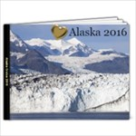 Alaska Parents cruise book - 11 x 8.5 Photo Book(20 pages)