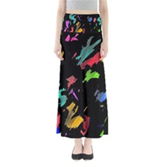Painter Was Here Maxi Skirts by Valentinaart