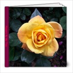 flowers - 8x8 Photo Book (30 pages)