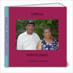 MAMA LIBRO - 8x8 Photo Book (30 pages)