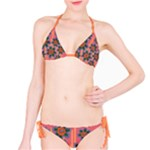Colorful Floral Dream Bikini