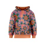 Colorful Floral Dream Kids  Pullover Hoodie