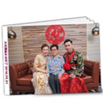 Kaka  wedding for Grandma - 9x7 Deluxe Photo Book (20 pages)